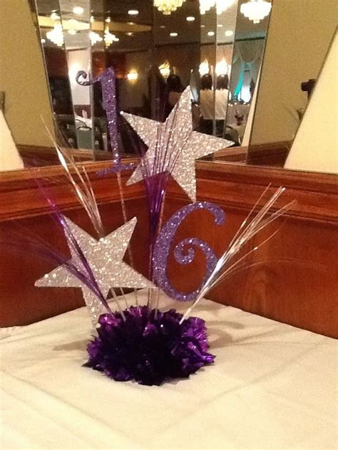 Sweet Table Vases by Best 25 Sweet 16 Centerpieces Ideas On