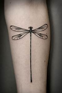 simple dragonfly tattoo   glass/wood designs   Pinterest ...