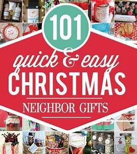 101 Quick And Easy Christmas Gifts For Neighbors