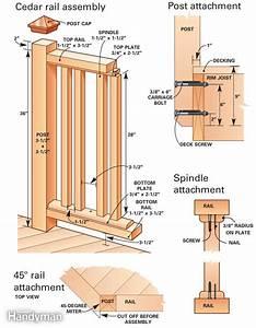 Wood Deck Railing Detail | www.imgkid.com - The Image Kid ...