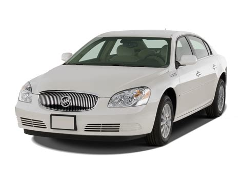 2007 Buick Lucerne Reviews And Rating