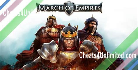 Top 4 March of Empires Hacks and Cheat Codes