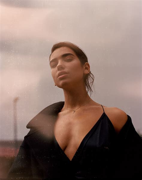 eyval.net: Dua Lipa - Evening Standard Magazine, December 2017
