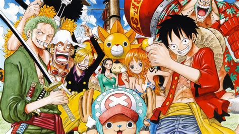 One Piece Mugiwaras Hd Wallpaper