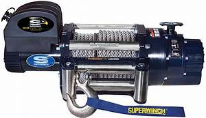 The Superwinch Talon 18 12v Electric Winch Is Perfect For