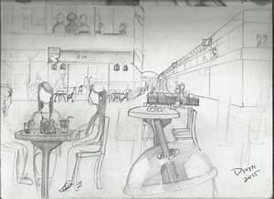 Nata Drawing - Student Work