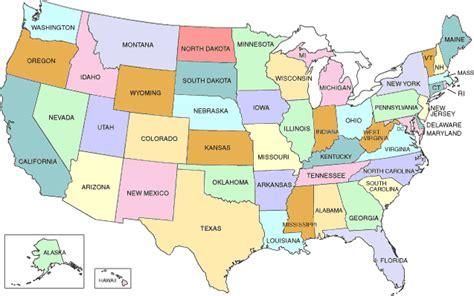 Printable USA Maps United States