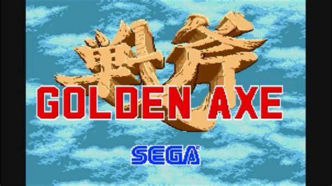 golden axe theme