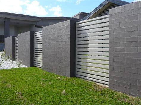 60 Gorgeous Fence Ideas and Designs ? RenoGuide