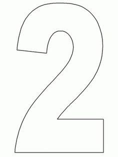 number  template templates   number  cakes