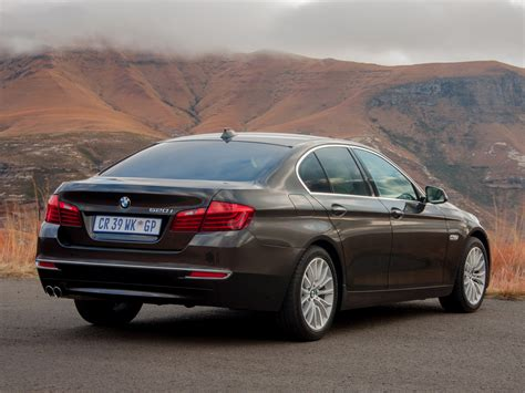 2013 Bmw 5 Series by Bmw 5 Series 520i 2013 Auto Images And Specification