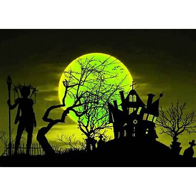 halloween-haunted-house-2 - Mile High on the Cheap