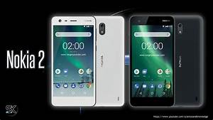 Nokia 2 (2017) Phone Design, Specifications, Price ...