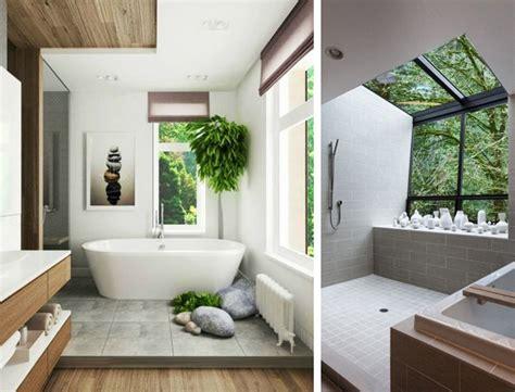 plante salle de bain sans lumiere id 233 es d 233 co pour une salle de bain nature zen madeinmeuble