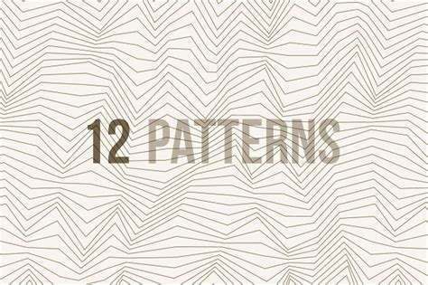 white lined pattern designs  psd pat png