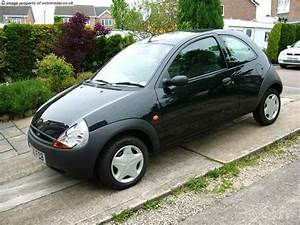 1998 Ford Ka - Exterior Pictures