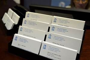 Unc ch resources the center for faculty excellence for Unc business cards