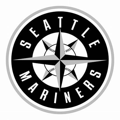 Mariners Seattle Vector Svg Transparent Logos Silver