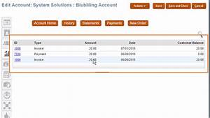 Automated Online Subscription Billing Management Software
