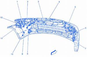 Pontiac G6 2007 Headlight Electrical Circuit Wiring Diagram  U00bb Carfusebox