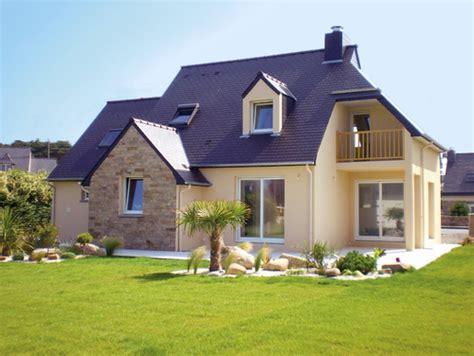 prix maison plain pied 3 chambres maison bretonne dé du plan de maison bretonne