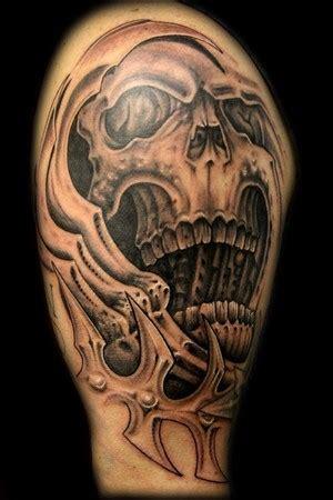 tattoo art  tattoos dark art biomechanical tattoos