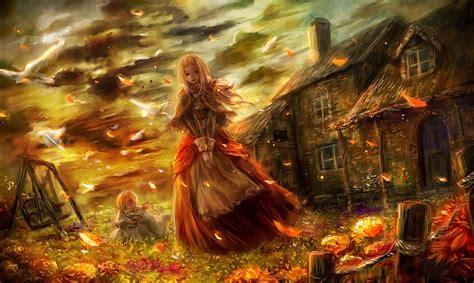pixiv fantasia full hd wallpaper  background image