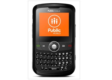 News: Public Mobile introduces the