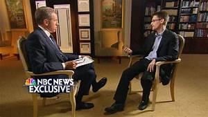 Inside the Mind of Edward Snowden, part 1 - NBC News