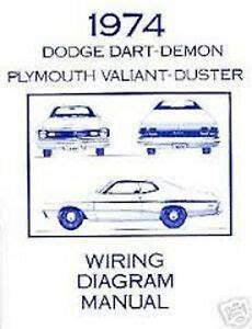 1974 Dodge Alternator Wiring Diagram : 1974 dodge dart demon wiring diagram manual ~ A.2002-acura-tl-radio.info Haus und Dekorationen
