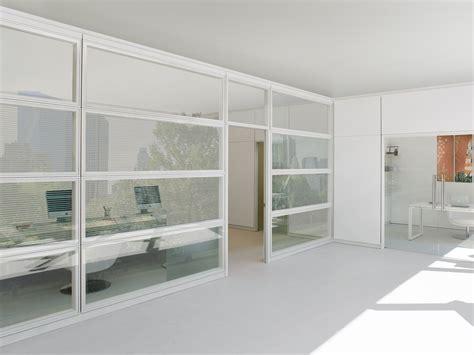 Mobili In Vetro by Parete Mobile In Vetro Per Ufficio West By Archiutti