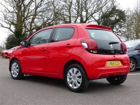 used peugeot 108 automatic used peugeot 108 active 1 0 automatic 5 door for sale