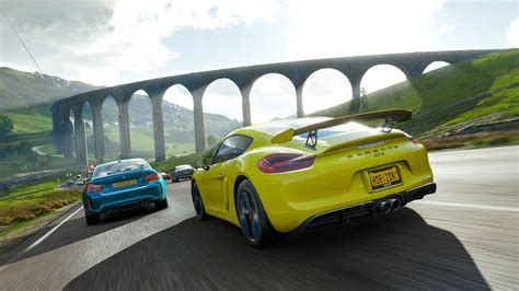 forza 4 horizon forza horizon 4 s new location takes the series to even greater heights pcgamesn