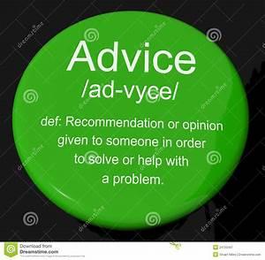 Advice Definiti... Helpless Definition