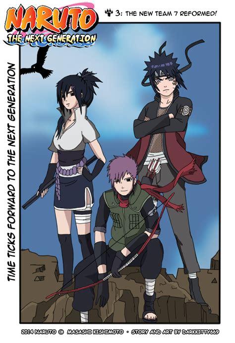 Narutothe Next Generation By Darkkitty669 On Deviantart