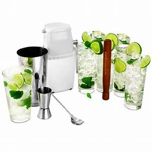 Set A Cocktail : mojito cocktail kit cocktail making kit cocktail shaker set buy at drinkstuff ~ Teatrodelosmanantiales.com Idées de Décoration