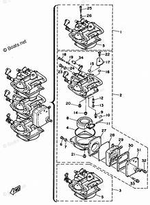 Yamaha Outboard Parts By Year 1997 Oem Parts Diagram For