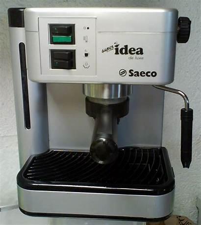 Idea Saeco Deluxe Datei Kaffeewiki Espresso Aufloesungen