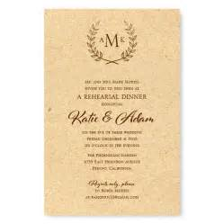 wedding rehearsal invitations etiquette rehearsal dinner invitations american wedding wisdom