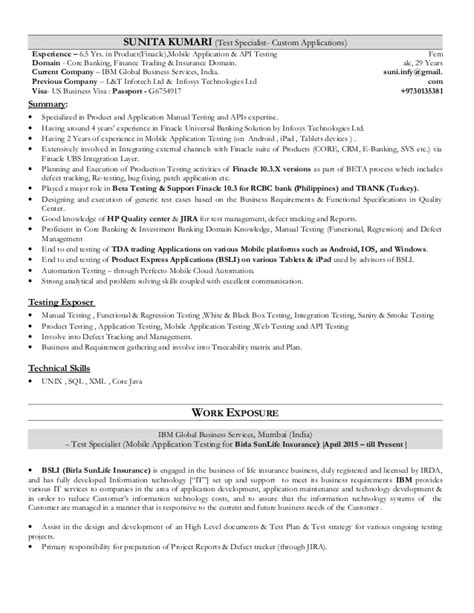 resume tracker project