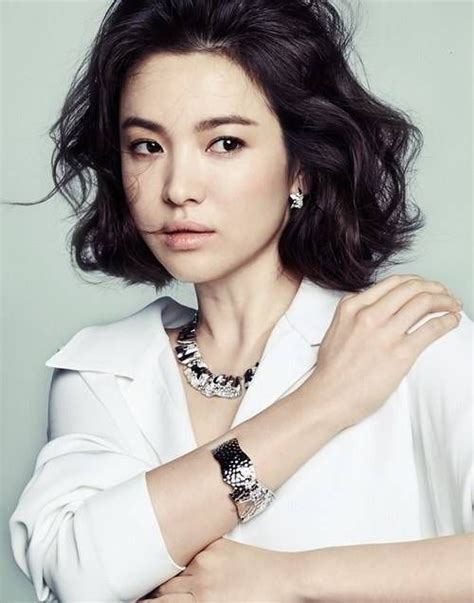 hairstyle song hye kyo to be