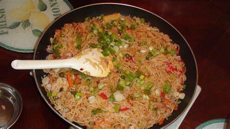 vegetable fried rice video recipe  bhavna youtube