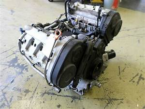 2001 2002 2003 2004 Audi A6 3 0 V6 Automatic Engine Motor