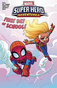 Marvel Super Hero Adventures: Captain Marvel - First Day ...