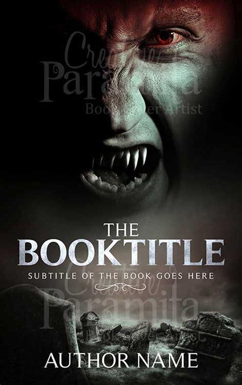 nightmare premade book cover