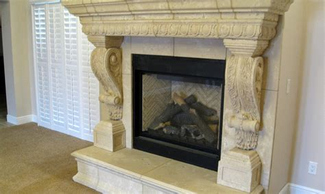 Corbel Fireplace by Fireplace Surrounds Mantels Exterior Interior Design