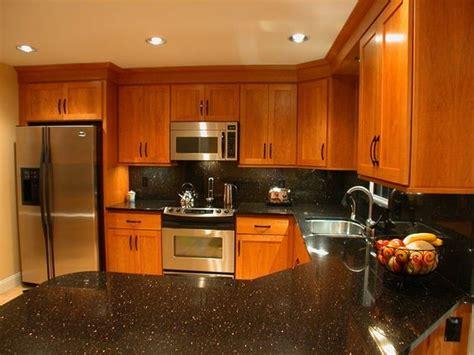 kitchen countertops design 10 unique uses for black galaxy granite in your kitchen 1019