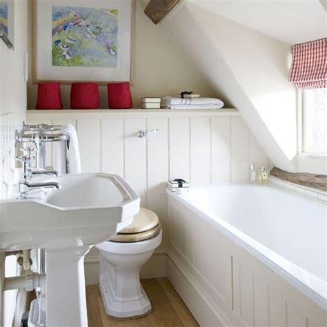 38 Practical Attic Bathroom Design Ideas  Digsdigs