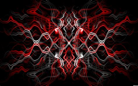Abstract Red And Black Wallpaper Wallpapersafari