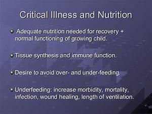 Nutrition In Pediatric Crrt